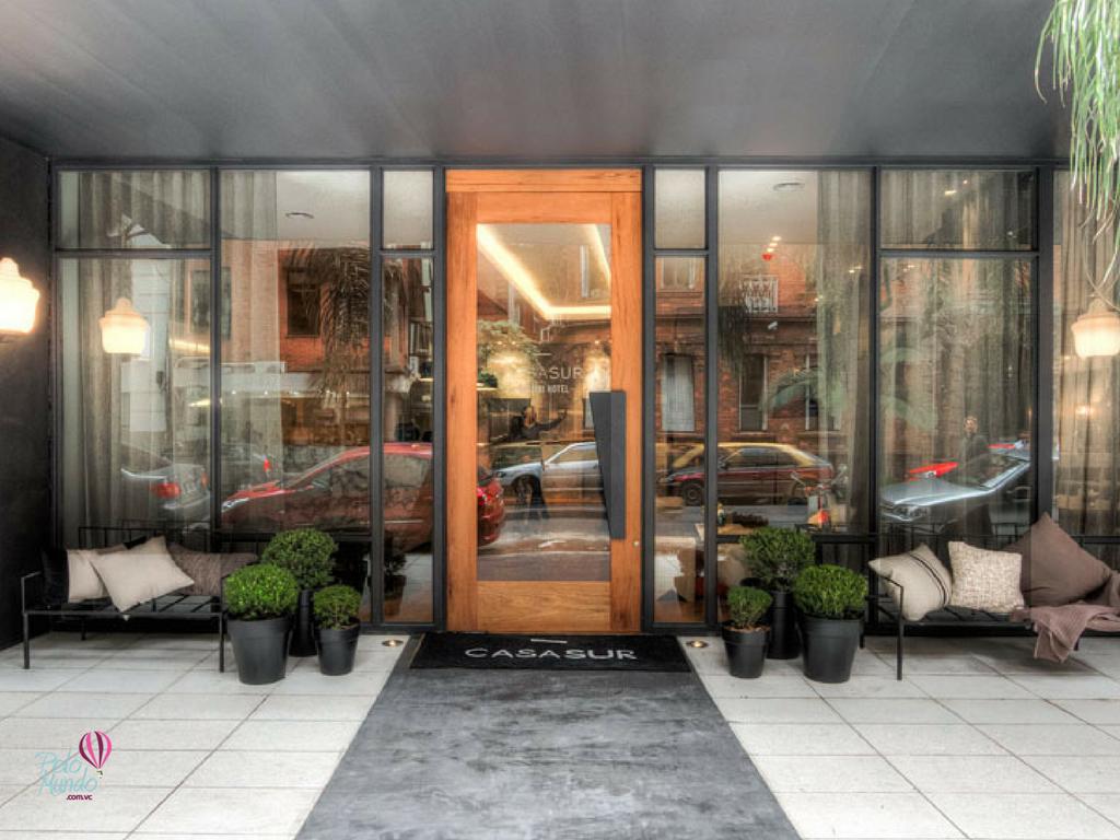 Lista dos Hotéis em Buenos Aires -