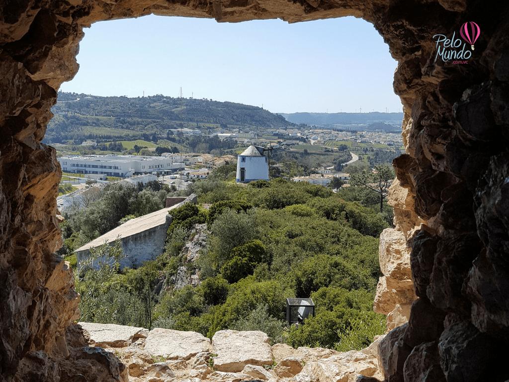 muralha de Óbidos