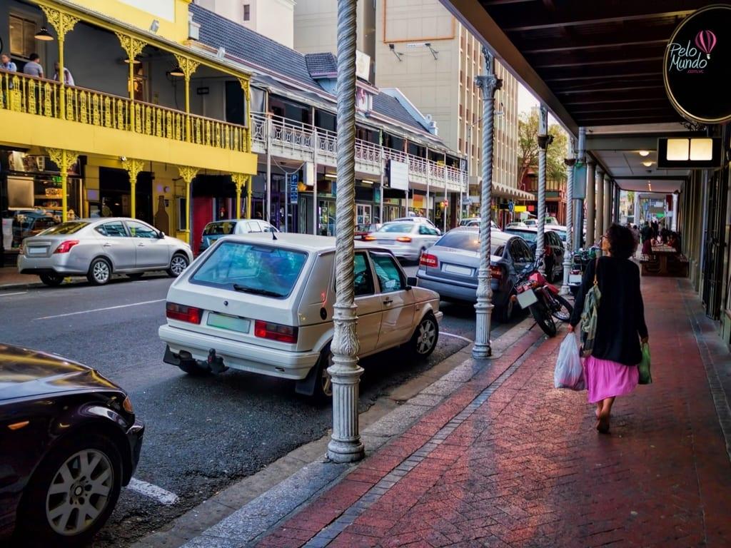 Long Street - Foto tirada de dia