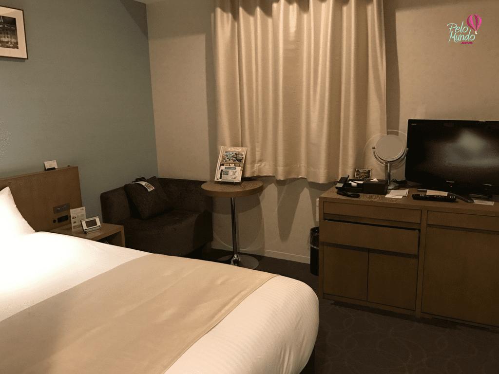 Quarto Gracery Ginza hotel