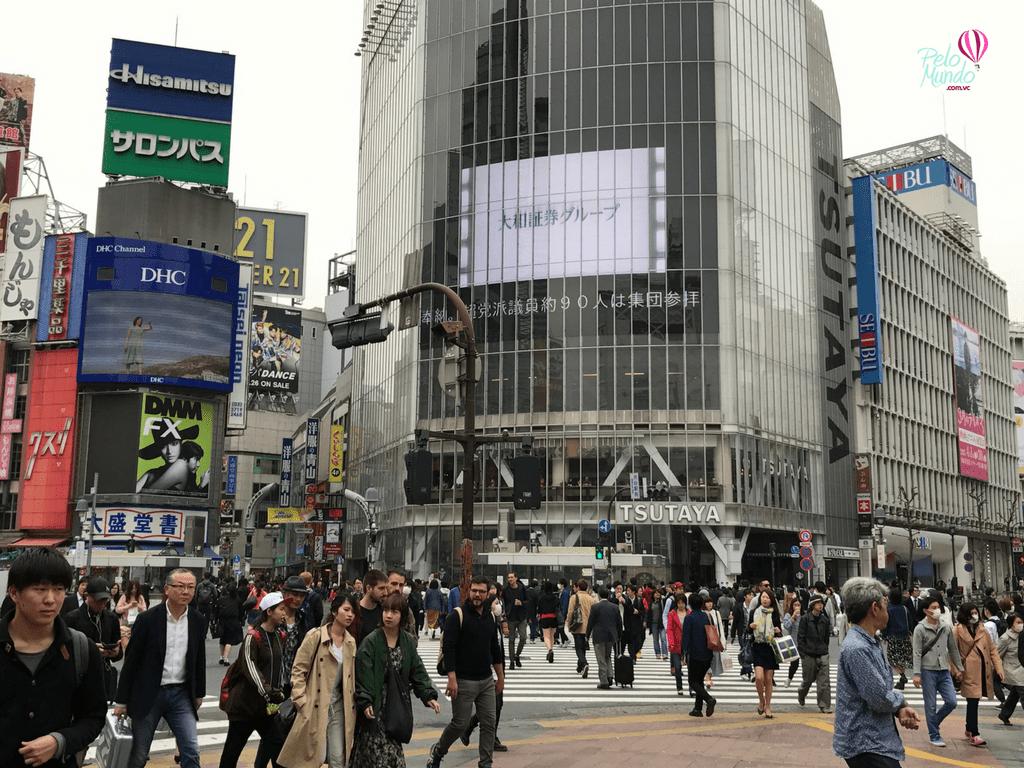Templo Toquio Shibuya