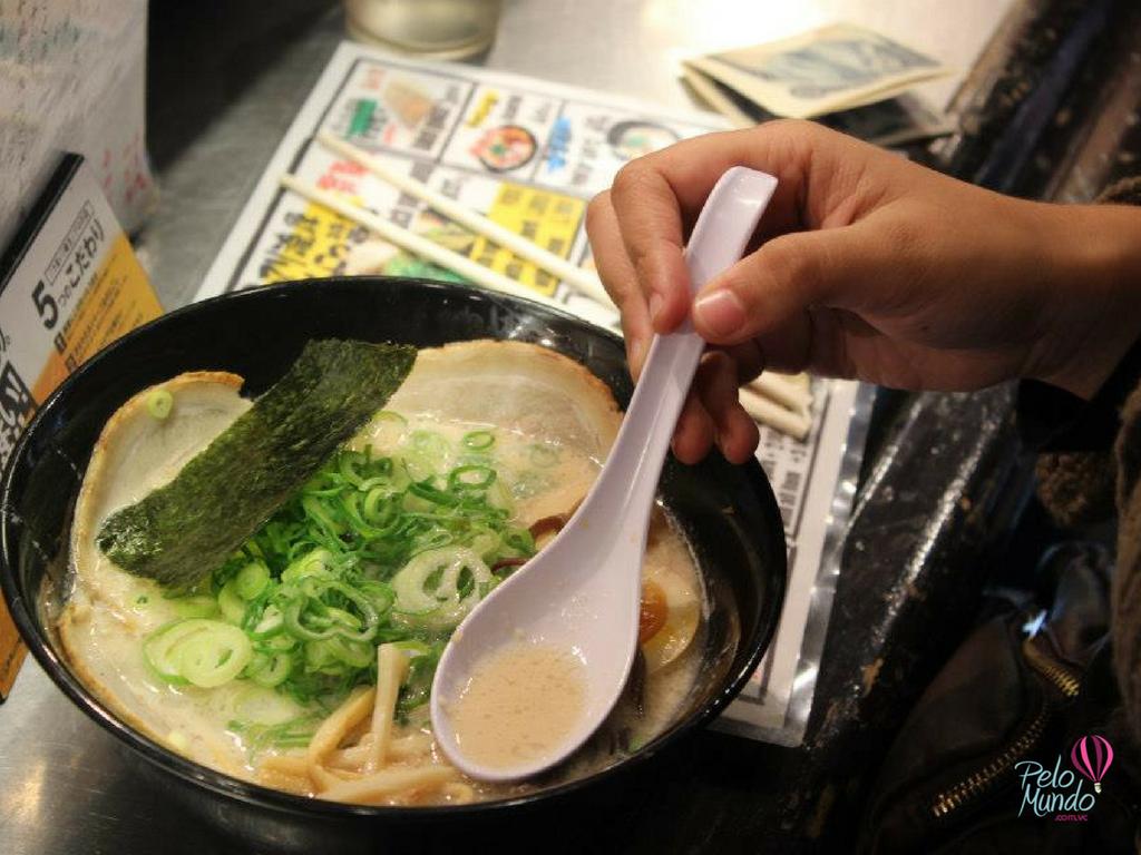Gastronomia Japonesa LAMEN OSAKA