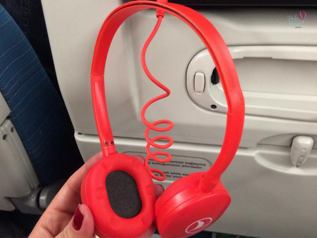 como é voar de Turkish airlines
