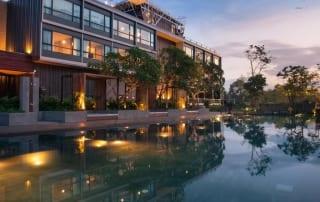 hotel de luxo em chiang mai