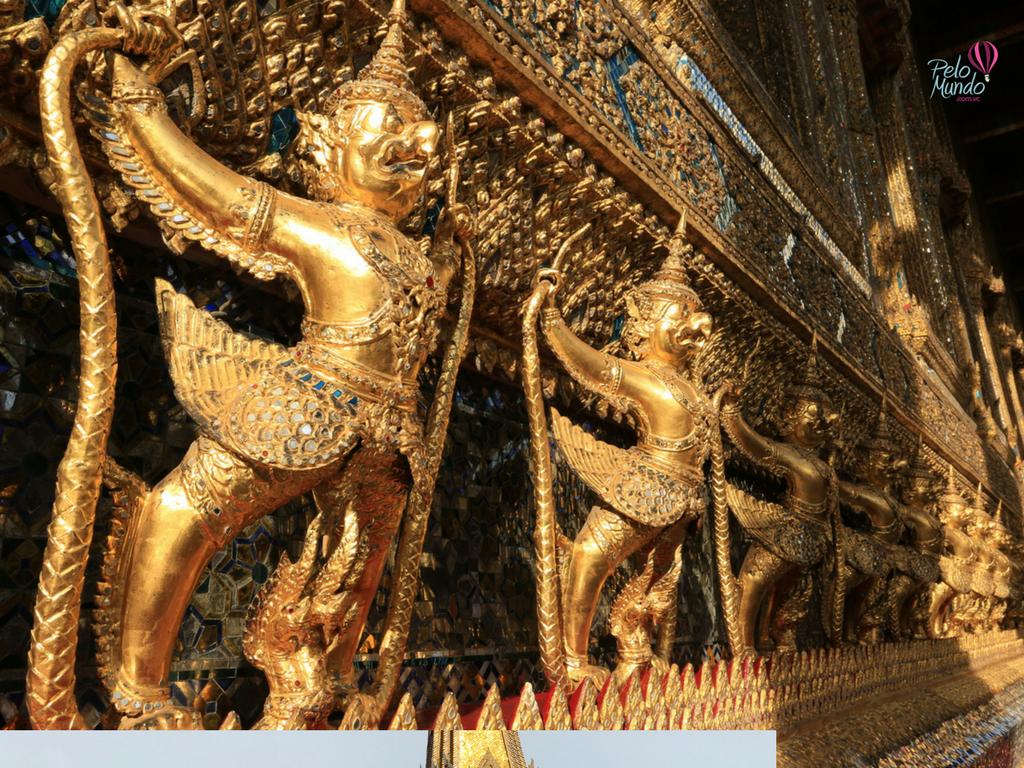 Wat Phra Kaew TEMPLOS EM BANGKOK