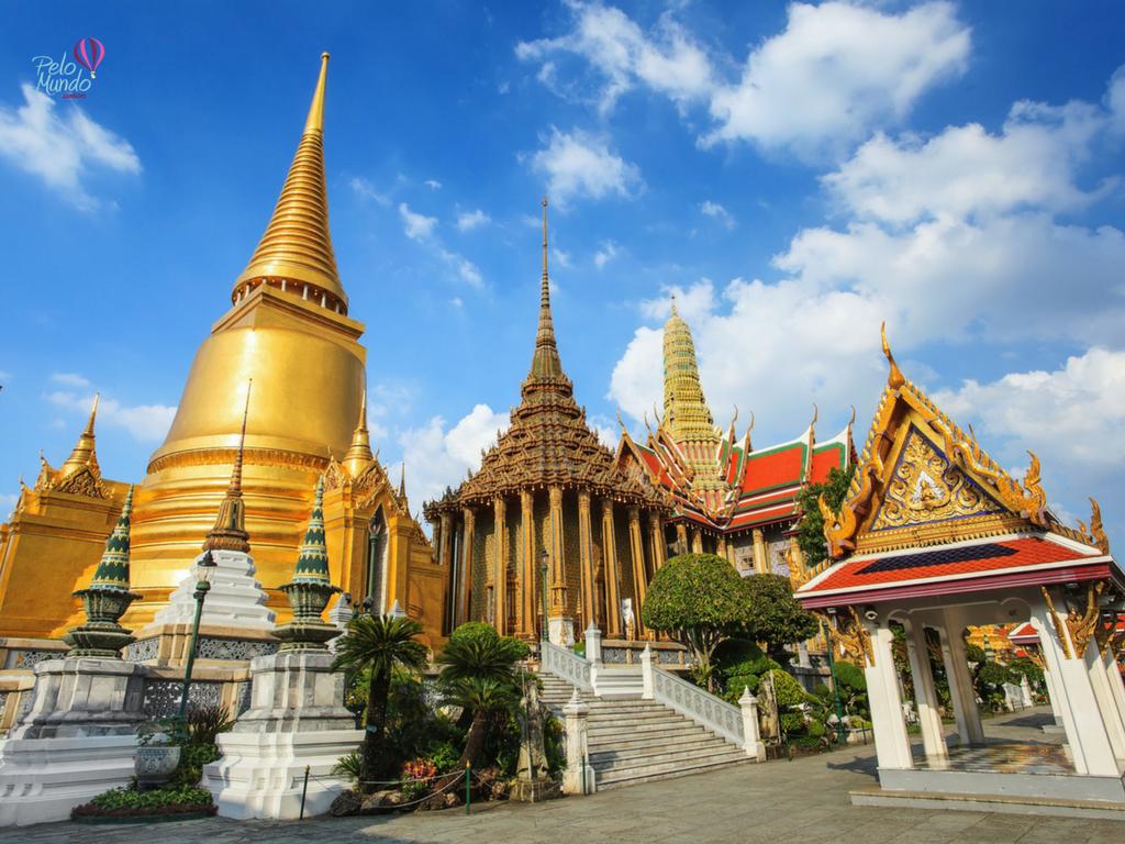 Wat Phra Kaew - Bude de esmeralda