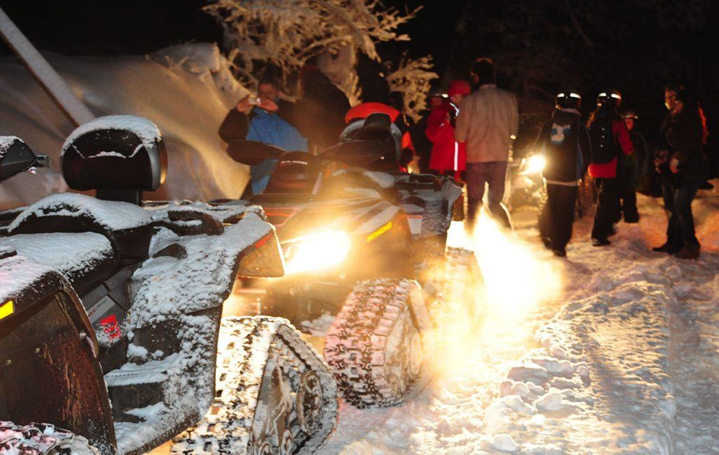 BARILOCHE. SNOW NA PATAGONIA ARGENTINA