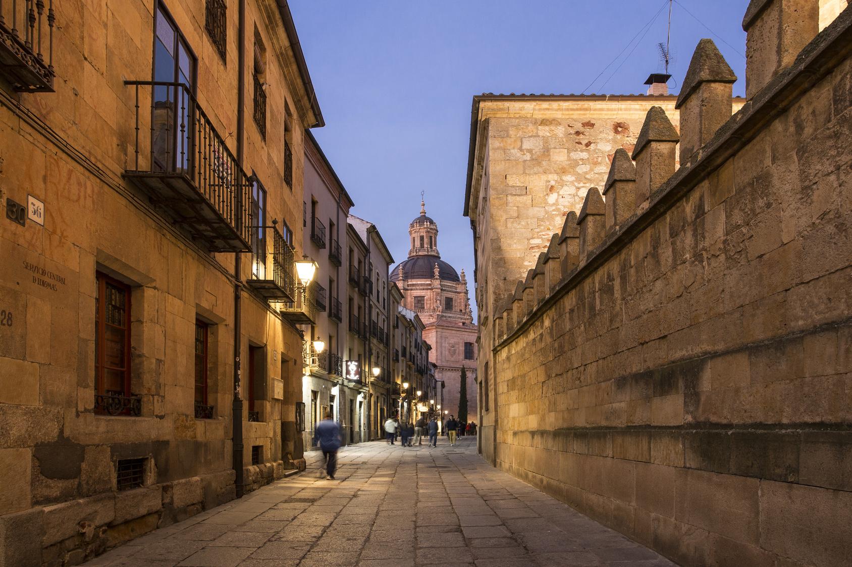 Estudar em Salamanca
