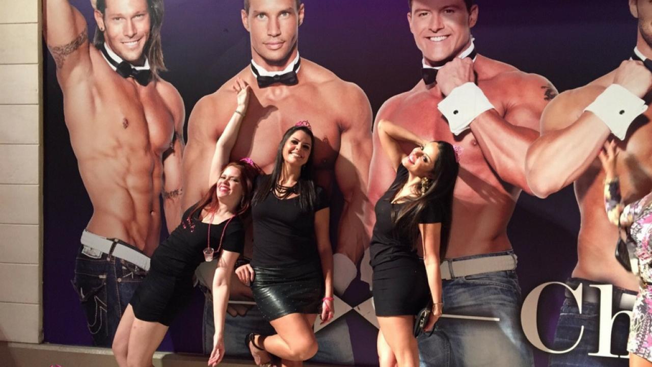 DESPEDIDA DE SOLTEIRA com Stripper