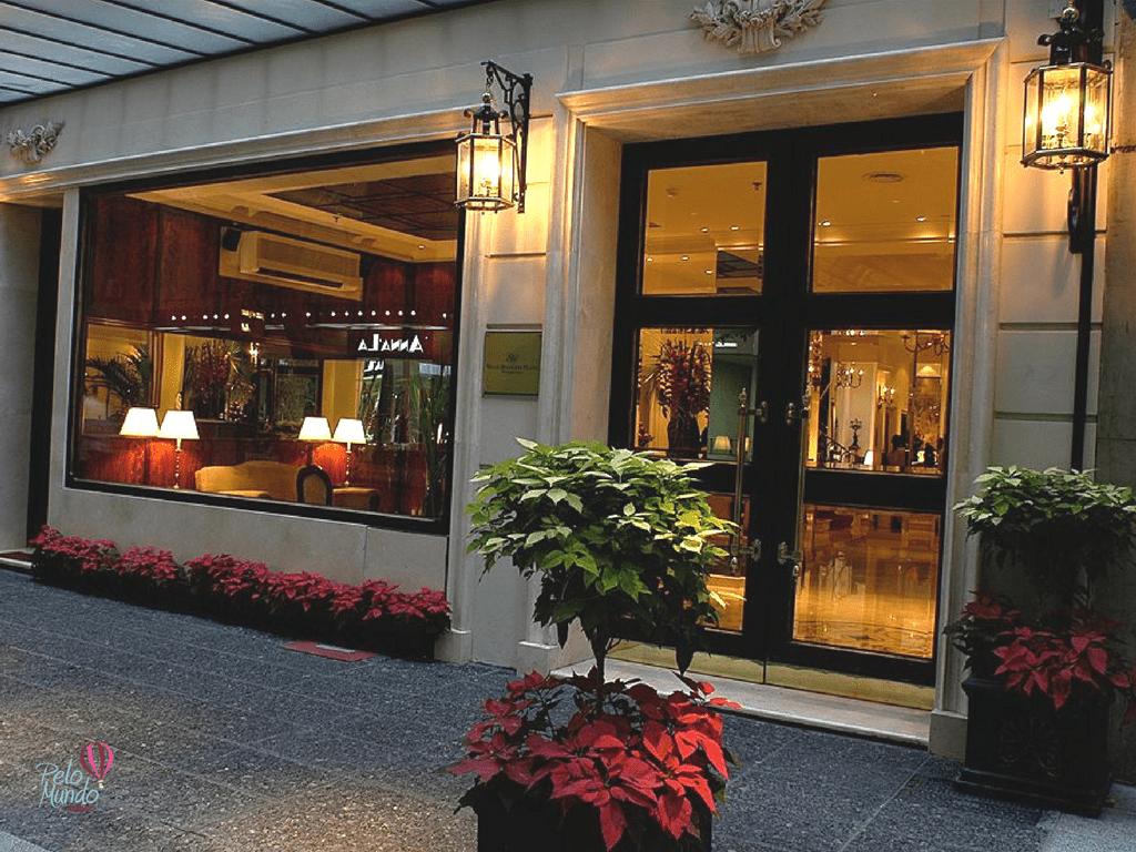Hotéis em Buenos Aires - MELIA RECOLETA