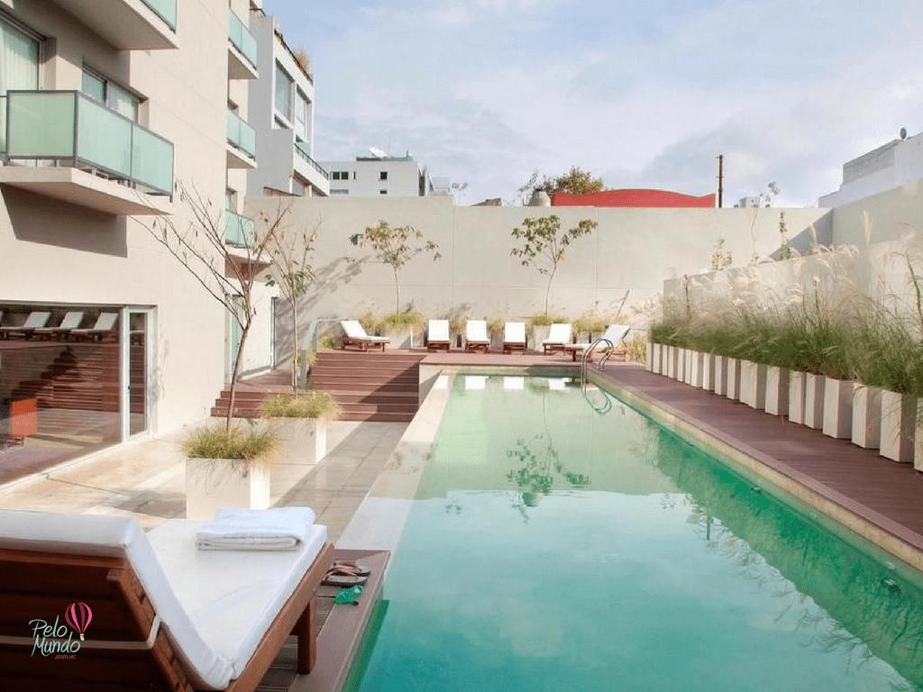 Hotéis em Buenos Aires - Dazzler Palermo