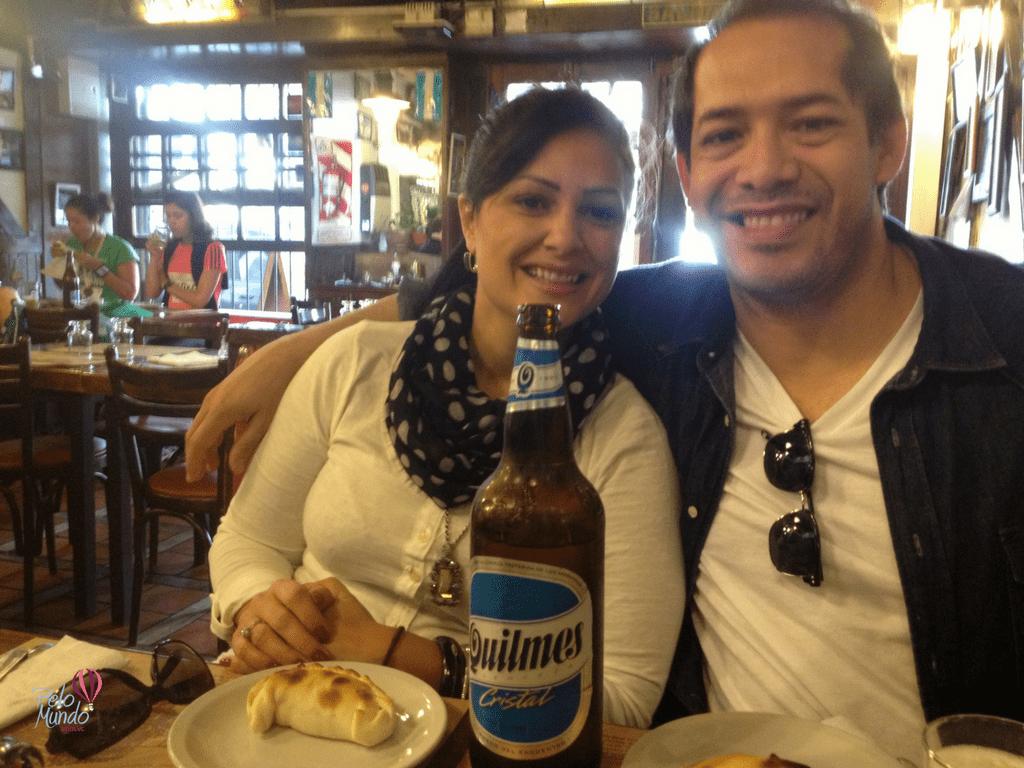 RESTAURANTES EM BUENOS AIRES - EL SAN JUANINO