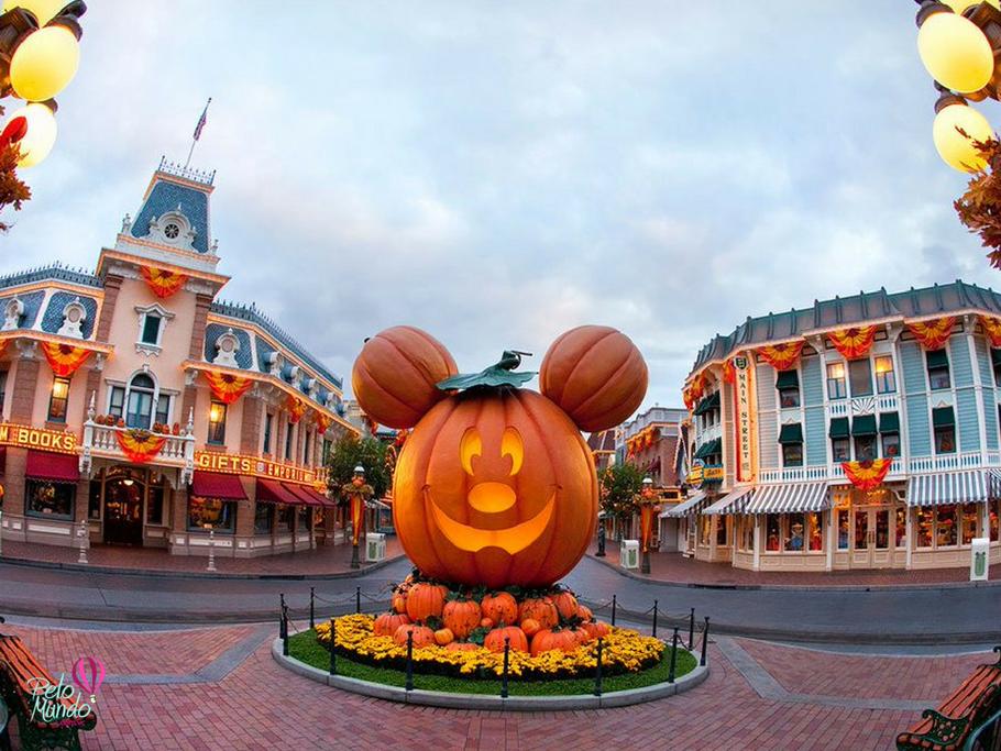 Not So Scary Halloween Disney