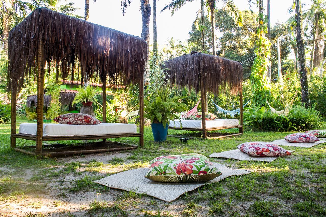 POUSADAS na ilha de BOIPEBA
