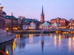 turismo de barco por Estocolmo - transporte