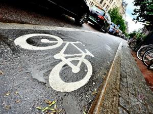 Estocolmo foi projetada para ciclistas