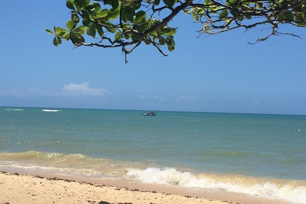 Praia de Araçaípe Arraial