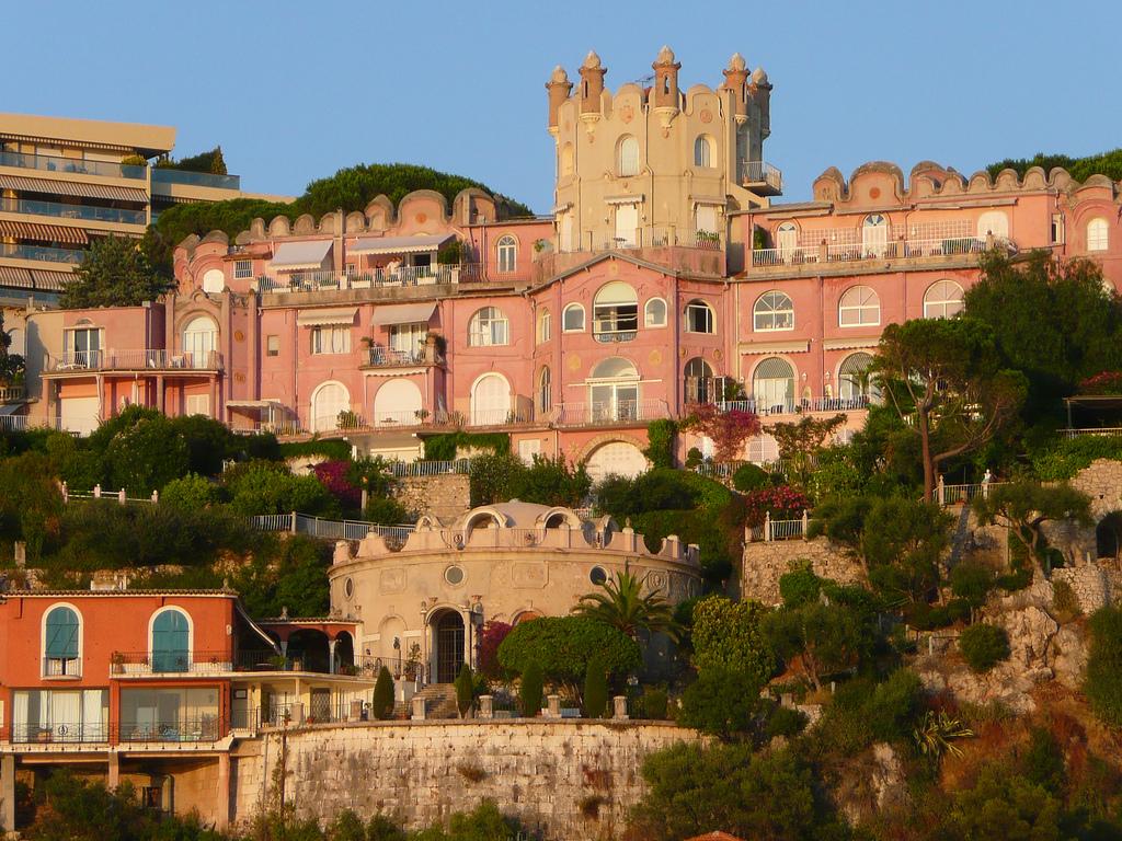 Castelo Le Chateau em Nice