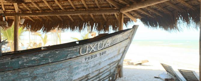 Bar do UXUA hotel em trancoso