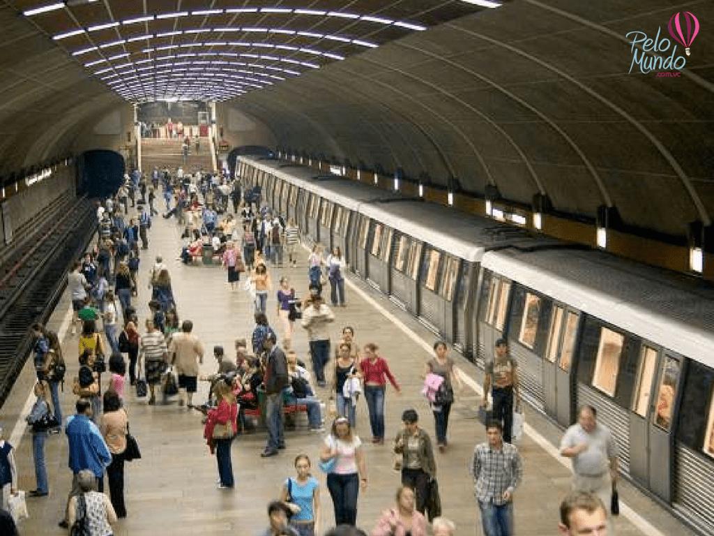 Transportes em Bucareste