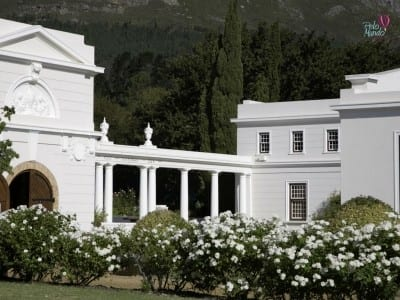 FRANSCHHOEK - Africa do Sul