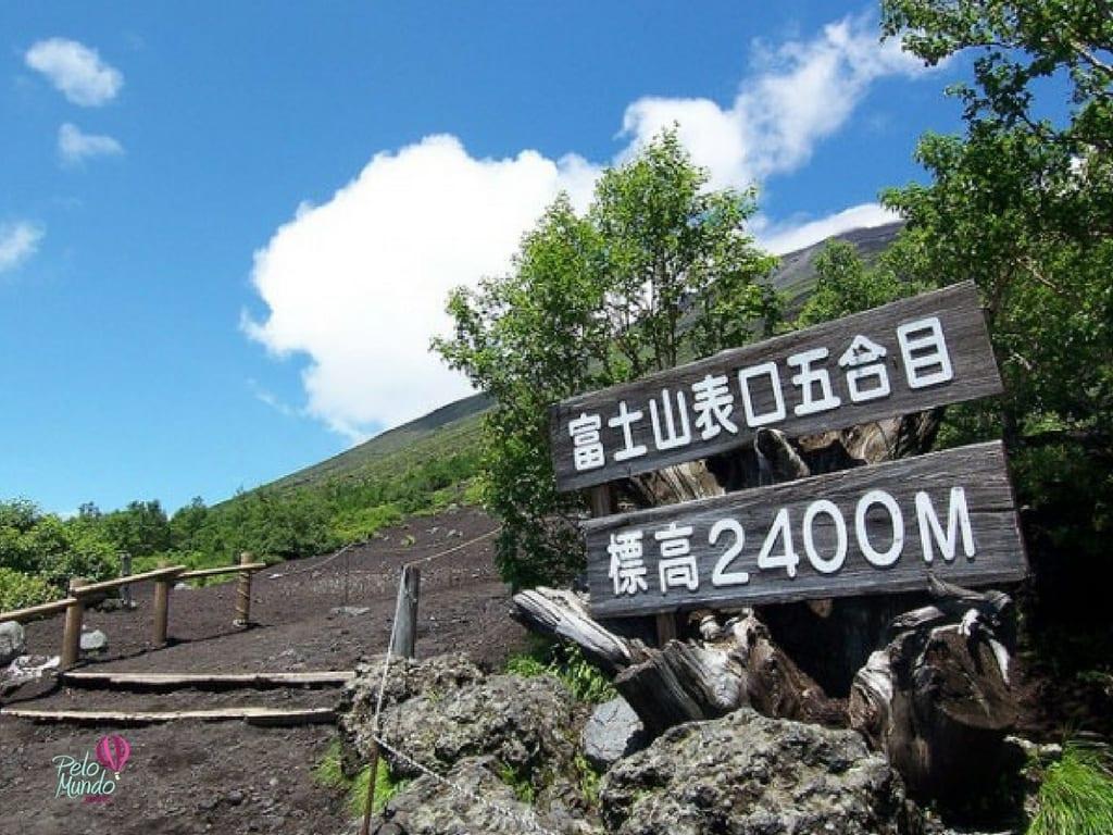Monte Fuji 5ª Estação