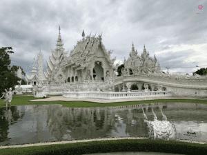 Wat Rong Khun - Chiang Rai