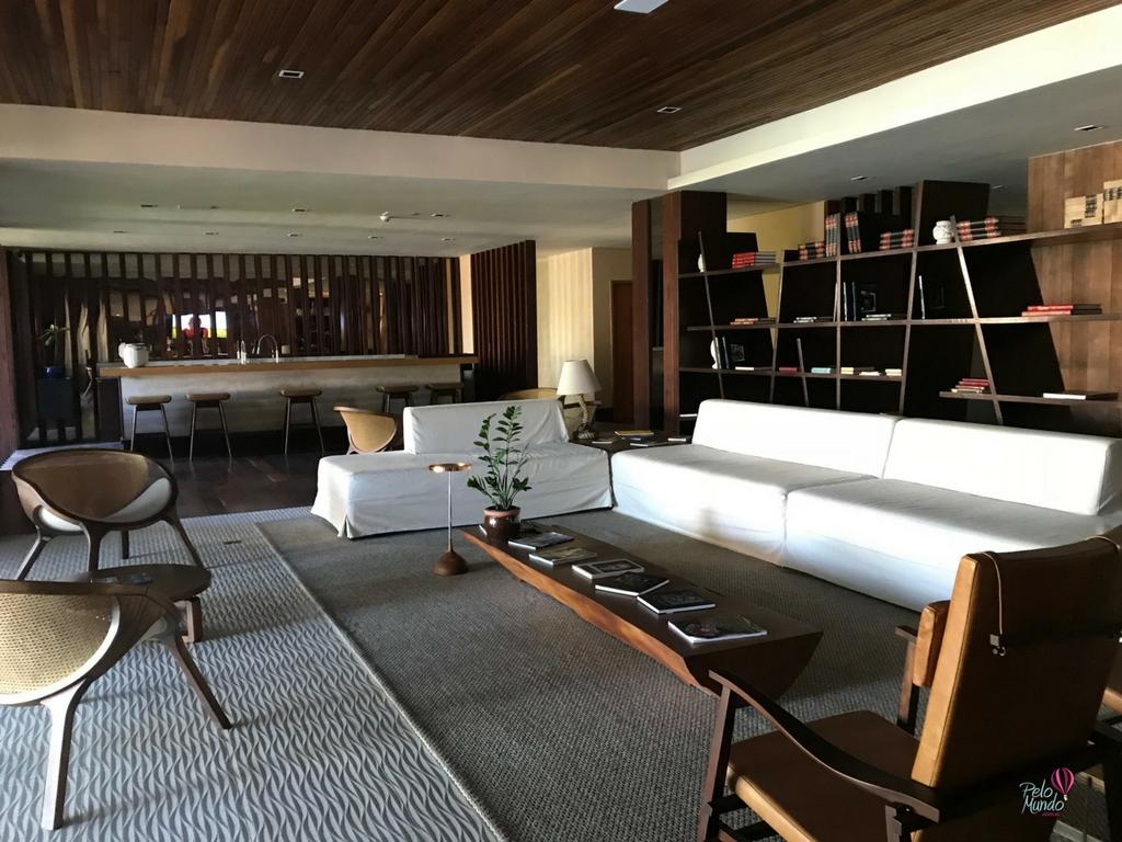 HOTEL DE LUXO EM CUMBUCO