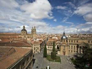 Como ir para Salamanca