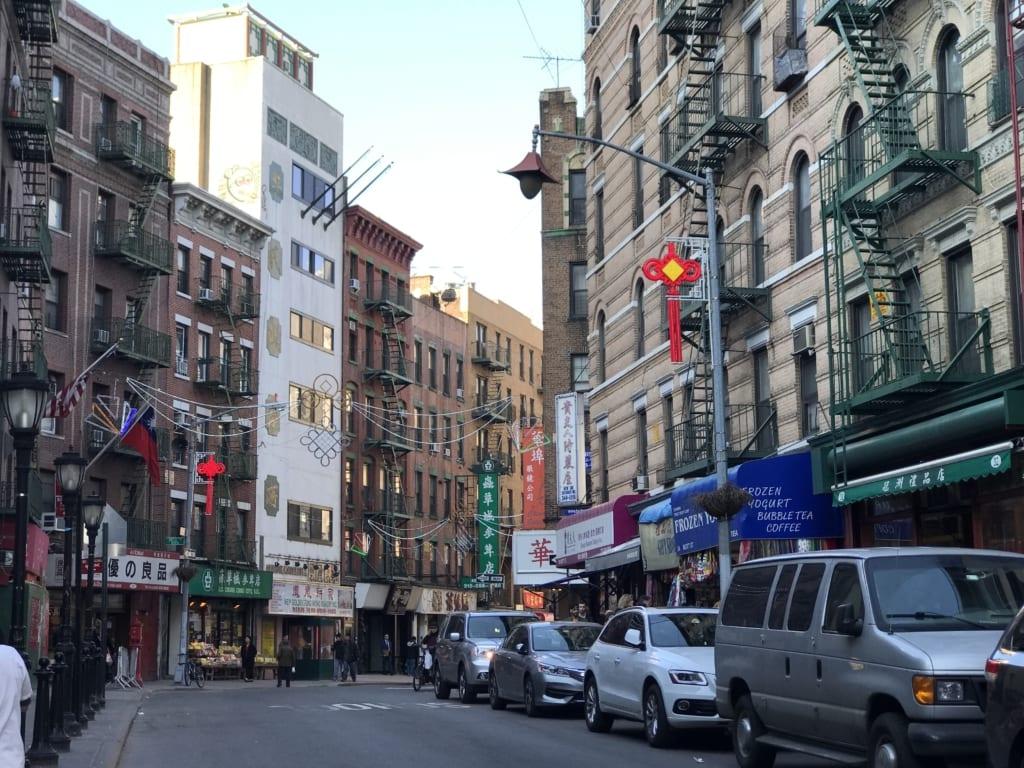chinatonw de nova york