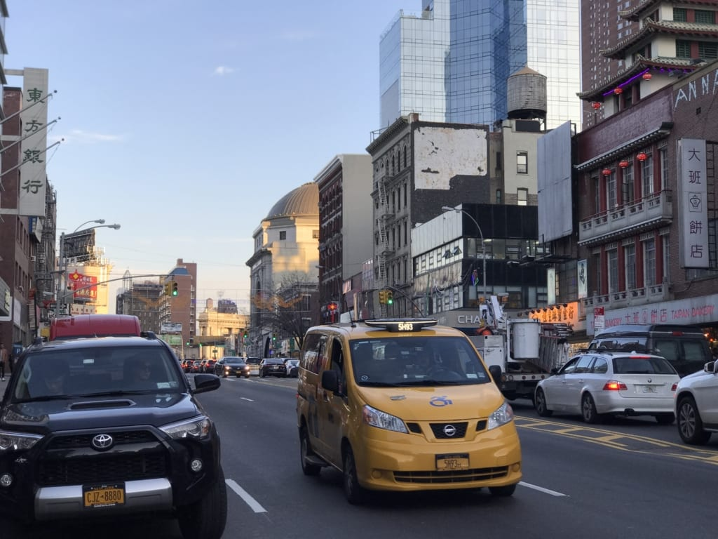Canal Street Chinatown