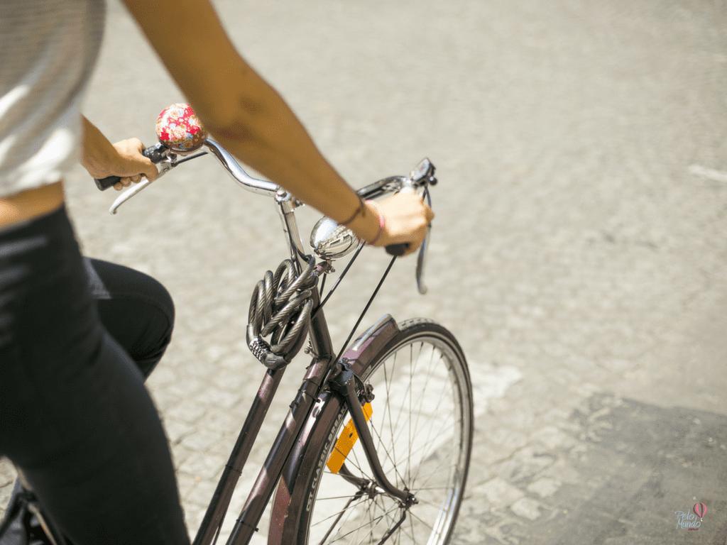 Como alugar uma bicicleta em paris. Velô