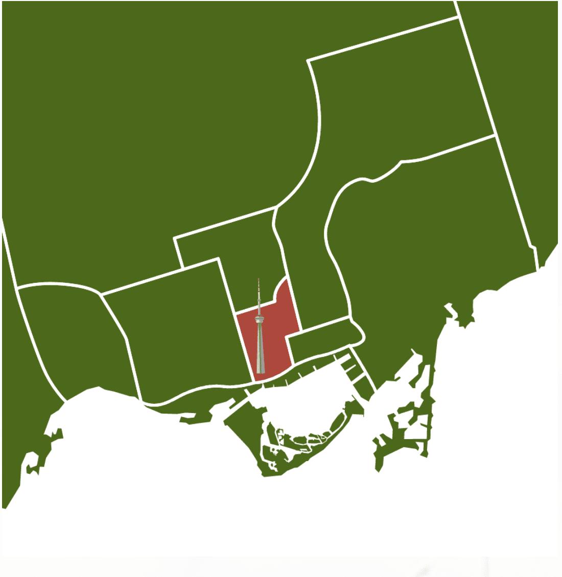 Hospedagem em Toronto