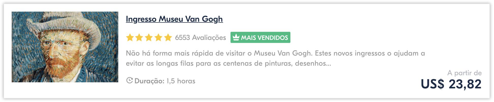 Van Gogh Museu