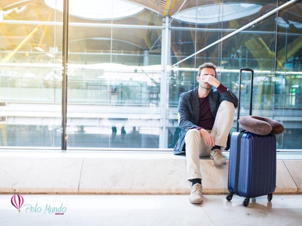 PROBLEMAS COM VOO: Processo contra companhia aérea