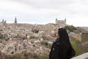Como ir para Toledo