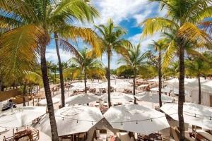 Nikki Beach imagem da praia balada de Miami